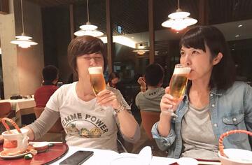 女子会+クラフトビール
