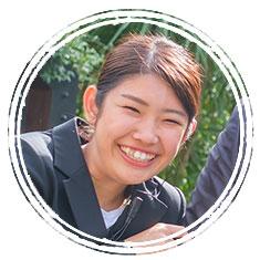 ウエディングプランナー・山本かえでさんの顔写真