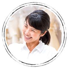ドレスコーディネーター・大木美知子さんの顔写真
