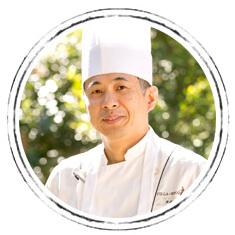 キッチン・田中信治さんの顔写真