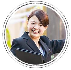 ウエディングプランナー・市東若菜さんの顔写真