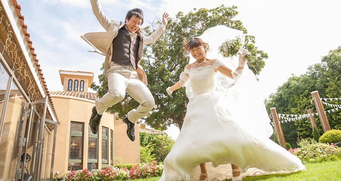 二人のやりたかった結婚式を叶えてくれるところだと思います