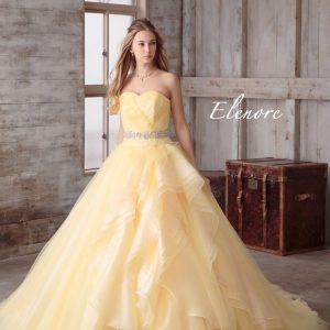 ドレス・EL-006 YE