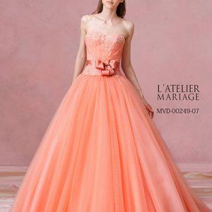 ドレス・L'ATELIER-MARIAGE MVD-00249-07