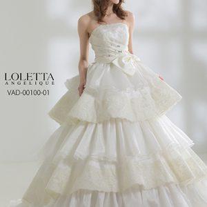 ドレス・LOLETTA VAD-00100-01