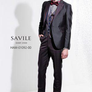 スーツ・SAVILE HAM-01092-00