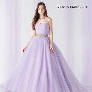 ドレス・VE-015 LAVENDER