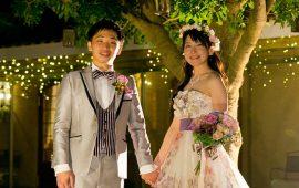 2人でずっと思い描いていた結婚式が叶いました