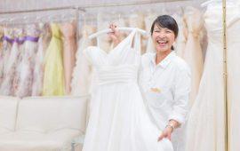 総シルクのオートクチュールウェディングドレス・グランマニエの魅力をチーフコーディネーター大木さんに聞いてみた