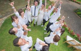 エスポワールの結婚式の魅力は?