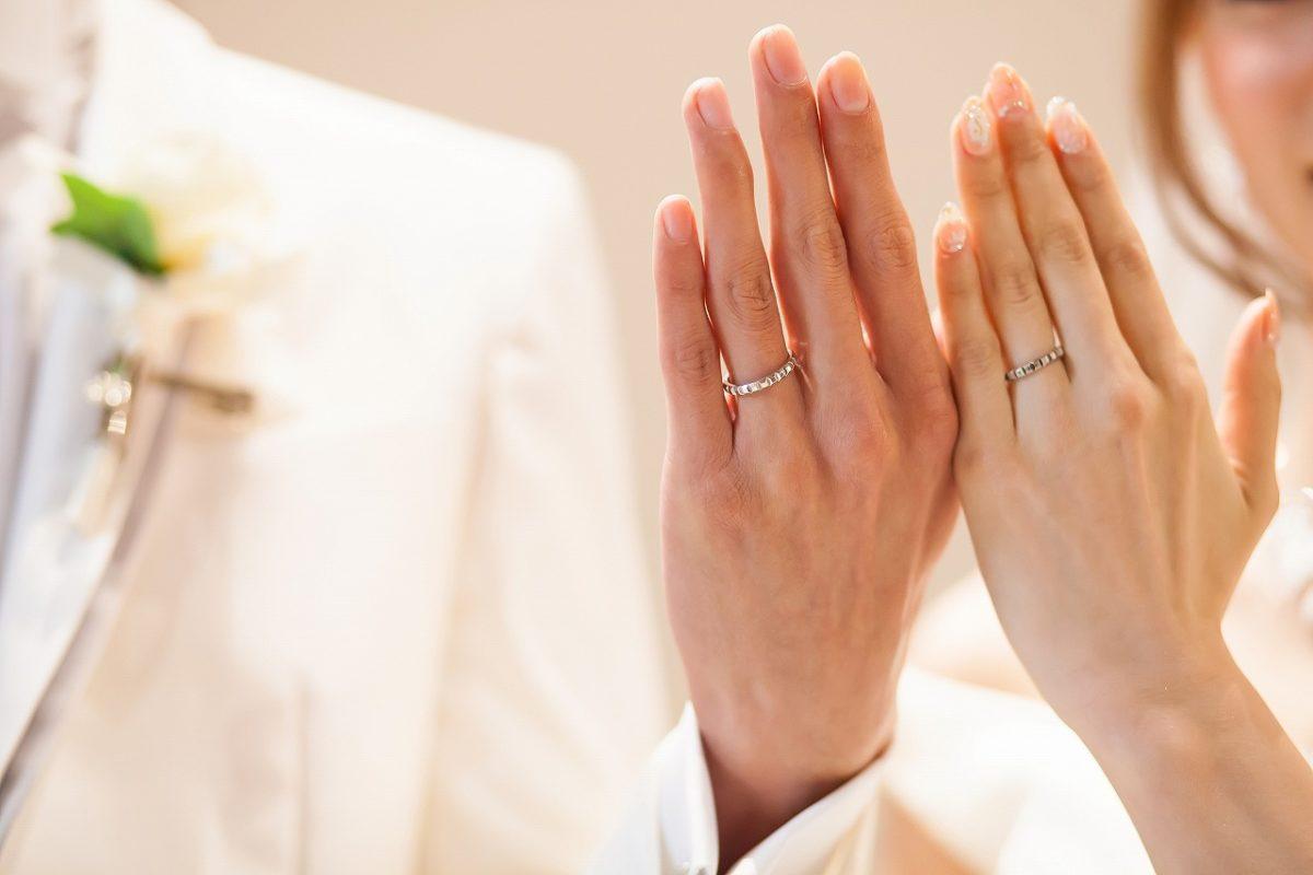 結婚式 指輪