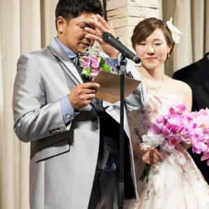 男性必見!結婚式で新郎を輝かせる演出とヘアメイクをご紹介します