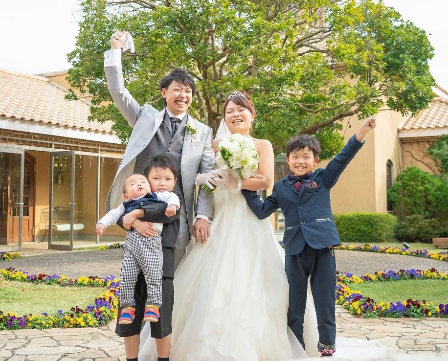 10年越しの結婚式