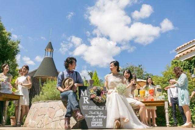 【2021年7・8月限定】サマープラン*挙式・料理&ドリンク・衣裳・美容着付・会場装花・引出物込み
