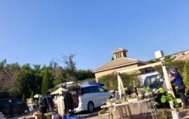 千葉のゲストハウス結婚式場・エスポワールでフリーマーケット開催!