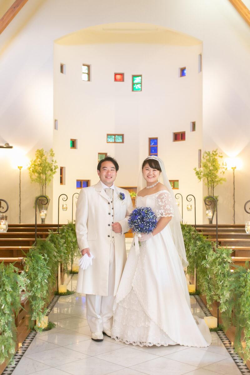 【秋】大切な人たちにかこまれてできた結婚式♡