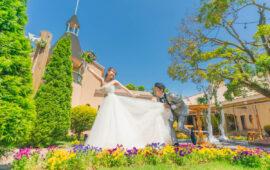 ご結婚の思い出をお写真で・エスポワールのフォトウエディング