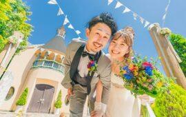 元エスポワールスタッフの結婚式・新緑きらめく感動のウエディング